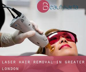 Laser Hair removal in Greater London