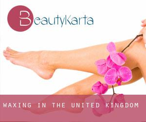 Waxing in the United Kingdom