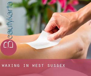 Waxing in West Sussex