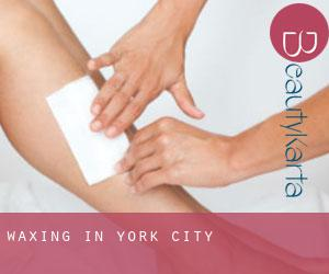 Waxing in York City