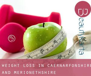 Weight Loss in Caernarfonshire and Merionethshire