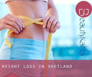 Weight Loss in Shetland