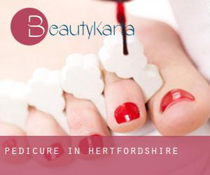 Pedicure in Hertfordshire