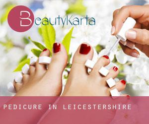 Pedicure in Leicestershire