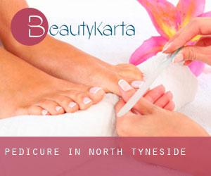 Pedicure in North Tyneside