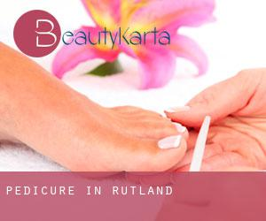 Pedicure in Rutland