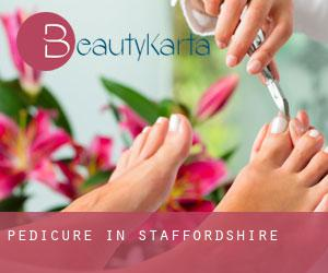 Pedicure in Staffordshire