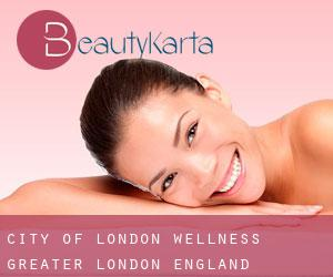 City of London wellness (Greater London, England)