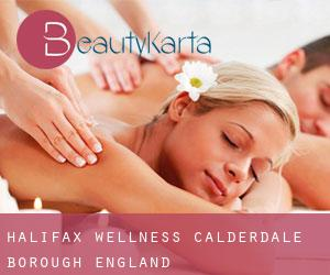 Halifax wellness (Calderdale (Borough), England)