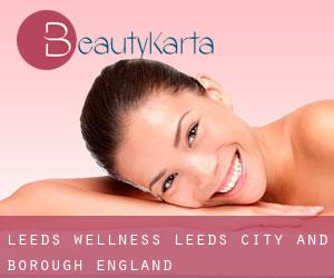 Leeds wellness (Leeds (City and Borough), England)
