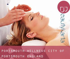 Portsmouth wellness (City of Portsmouth, England)