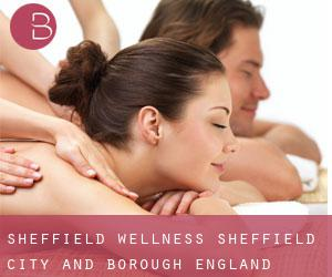 Sheffield wellness (Sheffield (City and Borough), England)