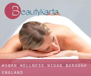 Wigan wellness (Wigan (Borough), England)